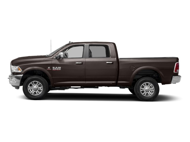 Luxury Brown Pearlcoat 2017 Ram Truck 2500 Pictures 2500 Crew Cab Laramie 2WD photos side view