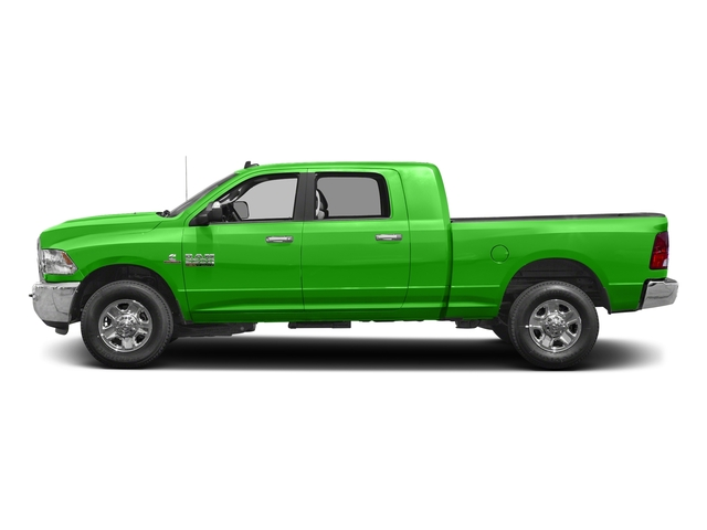 Hills Green 2017 Ram Truck 2500 Pictures 2500 SLT 4x2 Mega Cab 6'4 Box photos side view