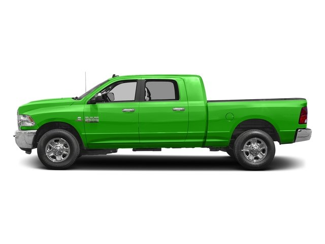 Hills Green 2017 Ram Truck 2500 Pictures 2500 Mega Cab SLT 4WD photos side view