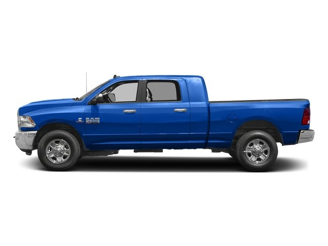 Holland Blue 2017 Ram Truck 2500 Pictures 2500 Mega Cab SLT 4WD photos side view