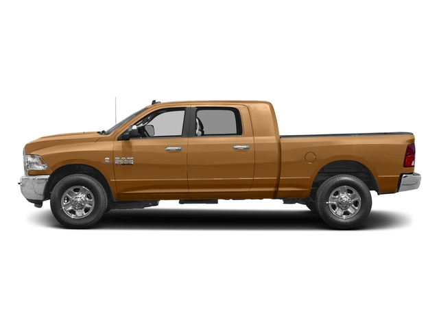 Power Tan 2017 Ram Truck 2500 Pictures 2500 Mega Cab SLT 4WD photos side view
