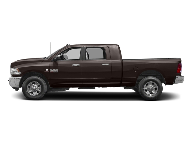 Luxury Brown Pearlcoat 2017 Ram Truck 2500 Pictures 2500 SLT 4x2 Mega Cab 6'4 Box photos side view