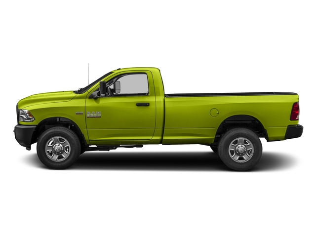 National Safety Yellow 2017 Ram Truck 3500 Pictures 3500 Regular Cab Tradesman 4WD photos side view