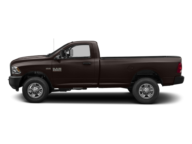 Luxury Brown Pearlcoat 2017 Ram Truck 3500 Pictures 3500 Regular Cab Tradesman 4WD photos side view