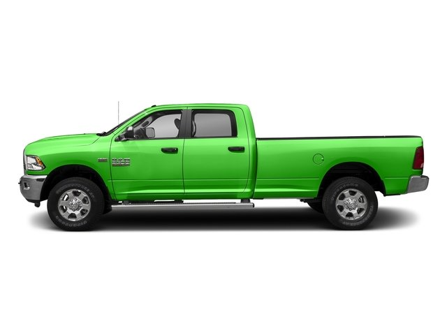 Hills Green 2017 Ram Truck 3500 Pictures 3500 Big Horn 4x2 Crew Cab 6'4 Box photos side view