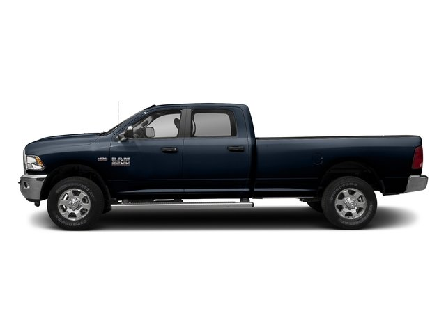 True Blue Pearlcoat 2017 Ram Truck 3500 Pictures 3500 Crew Cab SLT 2WD photos side view
