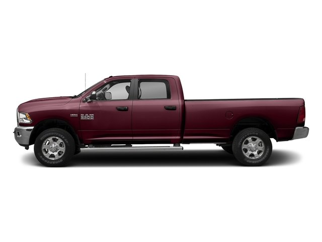 Delmonico Red Pearlcoat 2017 Ram Truck 3500 Pictures 3500 Big Horn 4x2 Crew Cab 6'4 Box photos side view