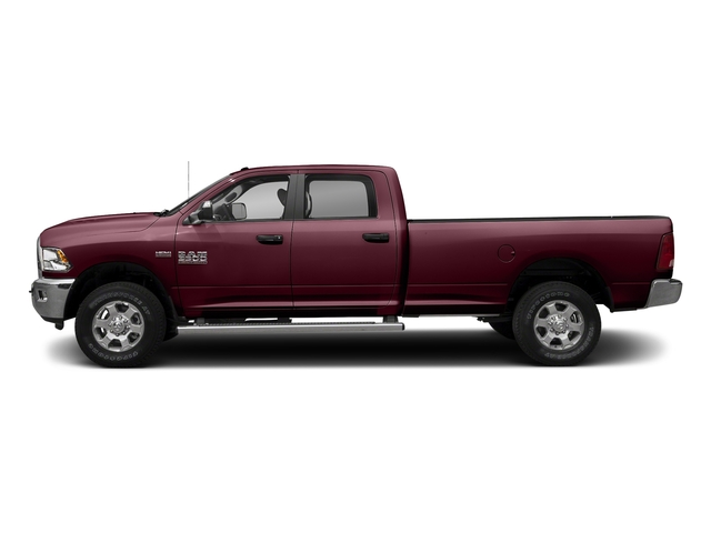 Delmonico Red Pearlcoat 2017 Ram Truck 3500 Pictures 3500 Crew Cab SLT 2WD photos side view