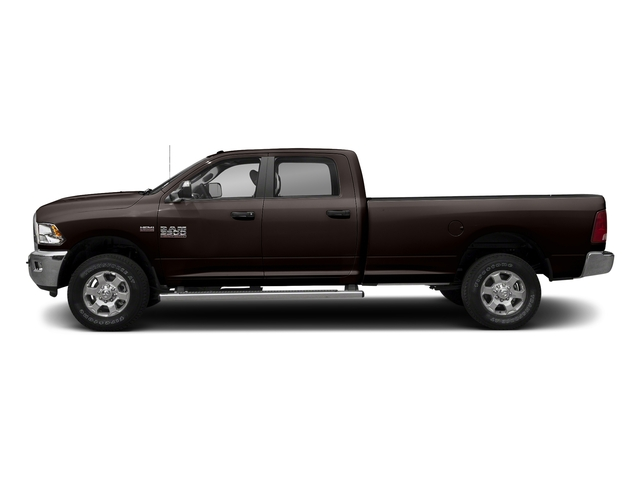 Luxury Brown Pearlcoat 2017 Ram Truck 3500 Pictures 3500 Crew Cab SLT 2WD photos side view