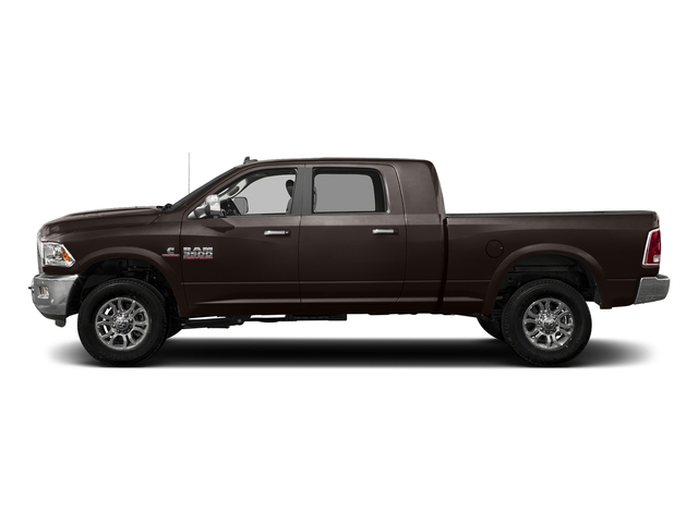 Luxury Brown Pearlcoat 2017 Ram Truck 3500 Pictures 3500 Mega Cab Longhorn 4WD photos side view
