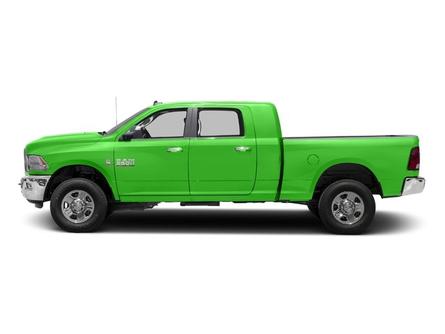 Hills Green 2017 Ram Truck 3500 Pictures 3500 SLT 4x2 Mega Cab 6'4 Box photos side view