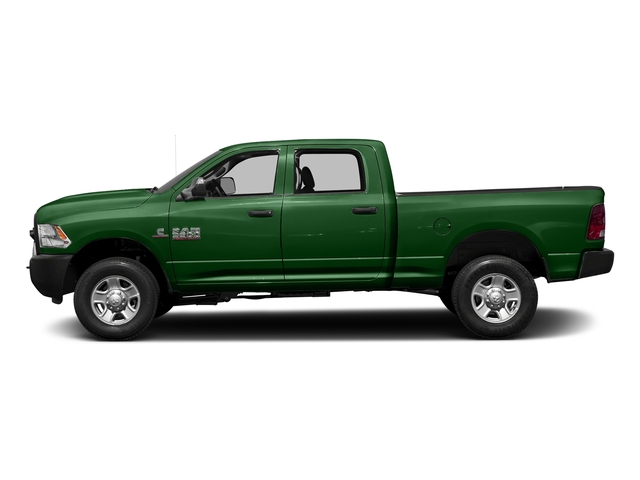 Tree Green 2017 Ram Truck 3500 Pictures 3500 Crew Cab Tradesman 4WD photos side view