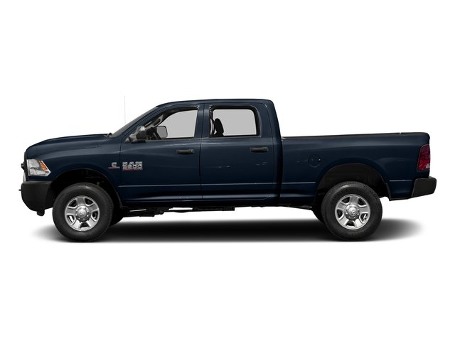True Blue Pearlcoat 2017 Ram Truck 3500 Pictures 3500 Crew Cab Tradesman 4WD photos side view