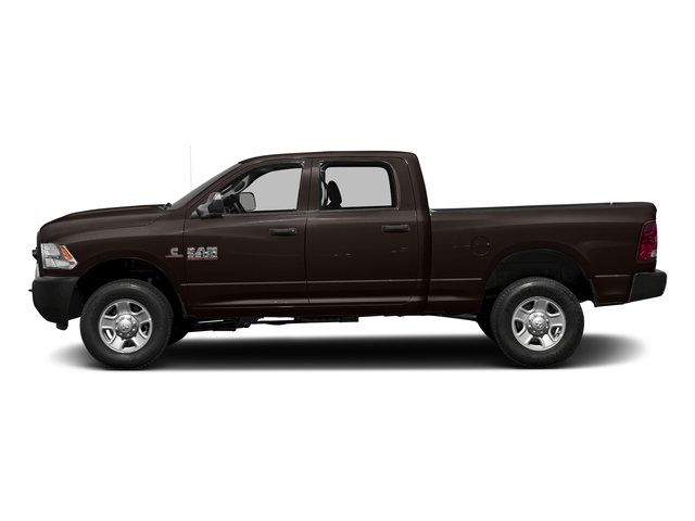 Luxury Brown Pearlcoat 2017 Ram Truck 3500 Pictures 3500 Crew Cab Tradesman 4WD photos side view