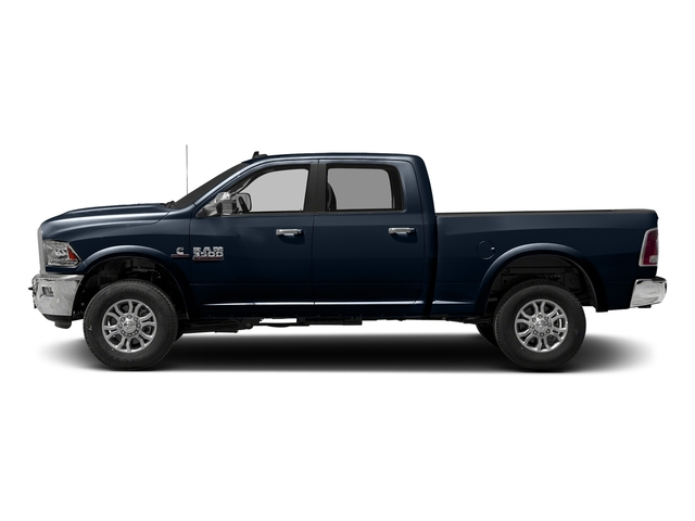 True Blue Pearlcoat 2017 Ram Truck 3500 Pictures 3500 Crew Cab Laramie 4WD photos side view