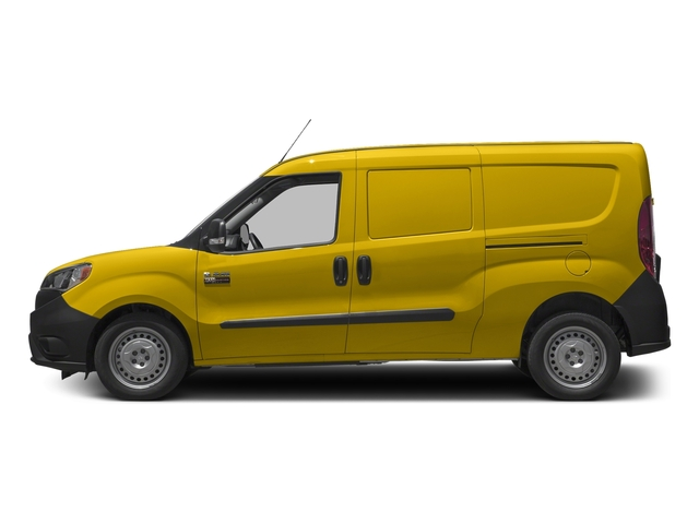 Broom Yellow 2017 Ram Truck ProMaster City Cargo Van Pictures ProMaster City Cargo Van Tradesman Van photos side view