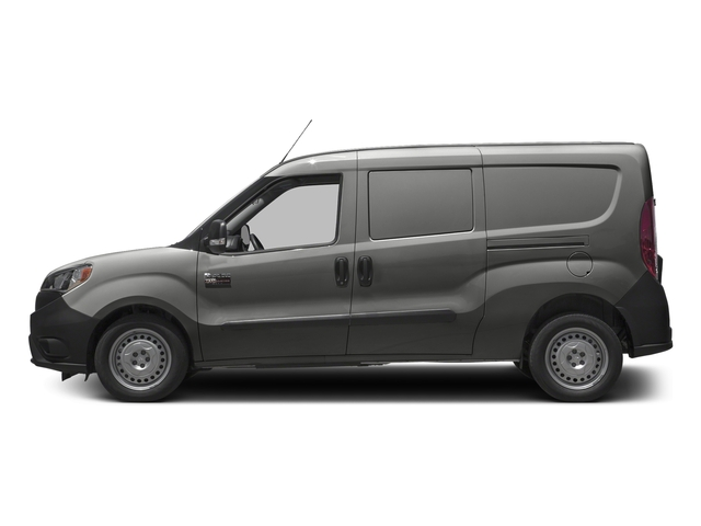 Quartz Gray Metallic 2017 Ram Truck ProMaster City Cargo Van Pictures ProMaster City Cargo Van Tradesman Van photos side view