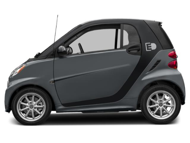 Titania Grey Matte 2017 smart fortwo electric drive Pictures fortwo electric drive Coupe 2D Passion Electric photos side view
