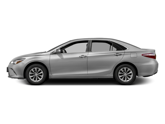Celestial Silver Metallic 2017 Toyota Camry Pictures Camry Sedan 4D XLE I4 photos side view