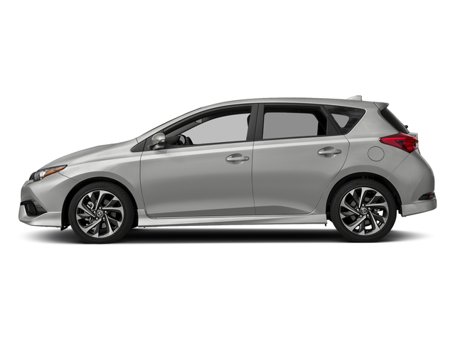 Classic Silver Metallic 2017 Toyota Corolla iM Pictures Corolla iM Hatchback 5D photos side view