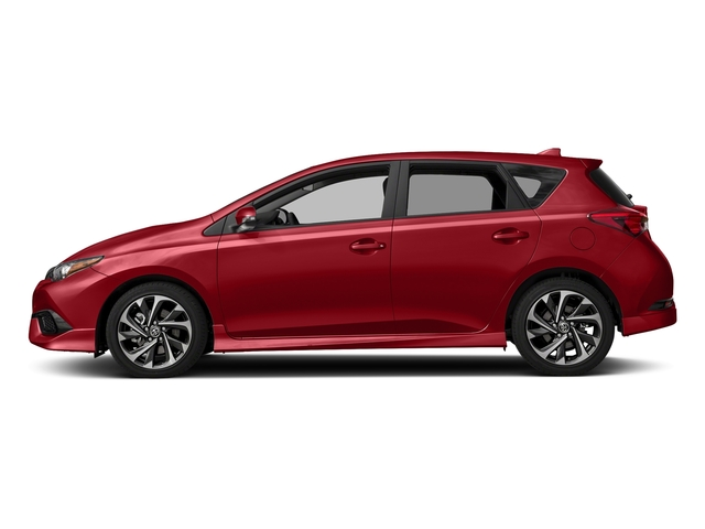 Barcelona Red Metallic 2017 Toyota Corolla iM Pictures Corolla iM Hatchback 5D photos side view