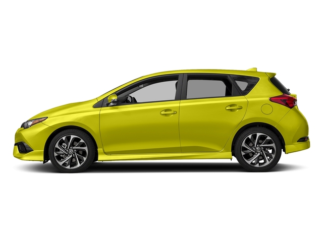 Spring Green 2017 Toyota Corolla iM Pictures Corolla iM Hatchback 5D photos side view