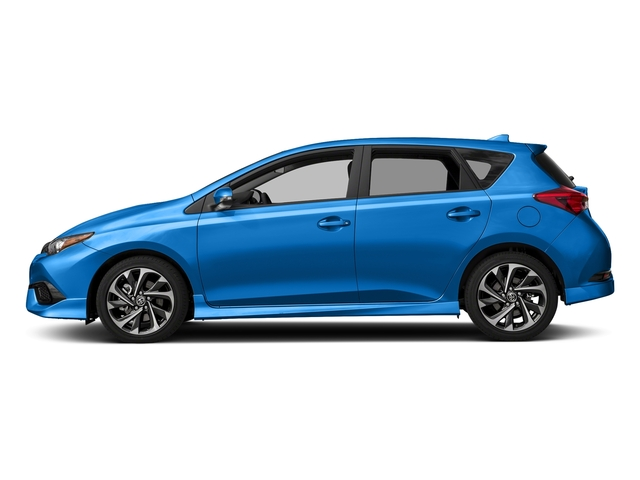 Electric Storm Blue 2017 Toyota Corolla iM Pictures Corolla iM Hatchback 5D photos side view