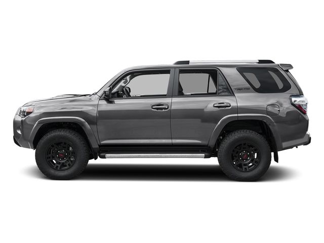 Cement 2017 Toyota 4Runner Pictures 4Runner Utility 4D TRD Pro 4WD V6 photos side view