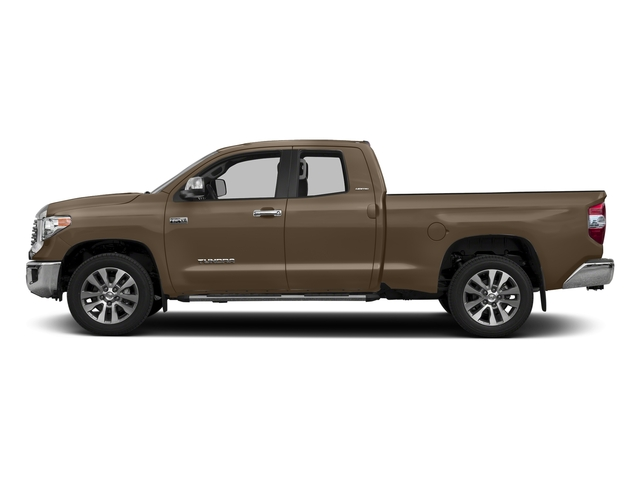 Quicksand 2017 Toyota Tundra 2WD Pictures Tundra 2WD Limited Double Cab 2WD photos side view