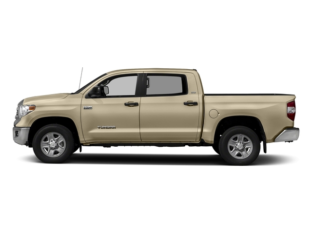 Quicksand 2017 Toyota Tundra 2WD Pictures Tundra 2WD SR5 CrewMax 2WD photos side view