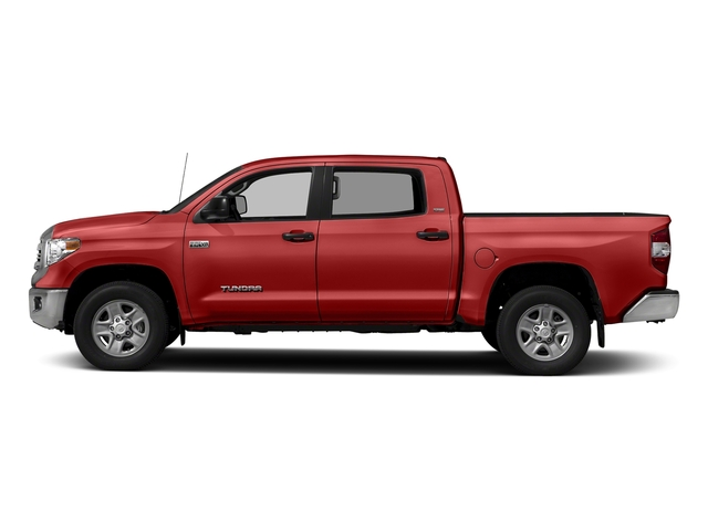 Inferno 2017 Toyota Tundra 2WD Pictures Tundra 2WD SR5 CrewMax 2WD photos side view