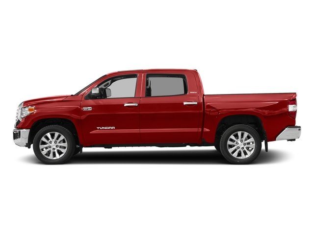 Inferno 2017 Toyota Tundra 4WD Pictures Tundra 4WD Limited CrewMax 4WD photos side view