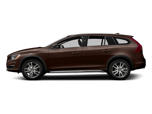 Rich Java Metallic 2017 Volvo V60 Cross Country Pictures V60 Cross Country Wagon 5D T5 Platinum AWD I4 Turbo photos side view
