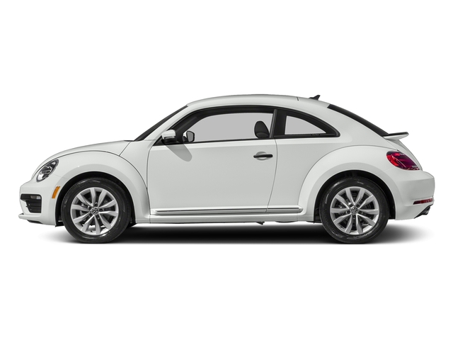 Pure White 2017 Volkswagen Beetle Pictures Beetle 1.8T Classic Auto photos side view