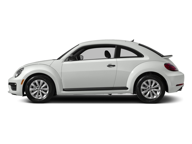Pure White 2017 Volkswagen Beetle Pictures Beetle 1.8T SE Auto photos side view