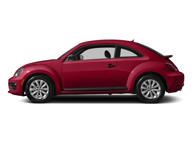 Tornado Red 2017 Volkswagen Beetle Pictures Beetle 1.8T SE Auto photos side view