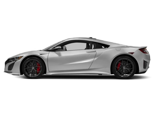 Source Silver Metallic 2018 Acura NSX Pictures NSX Coupe 2D AWD Hybrid Turbo photos side view