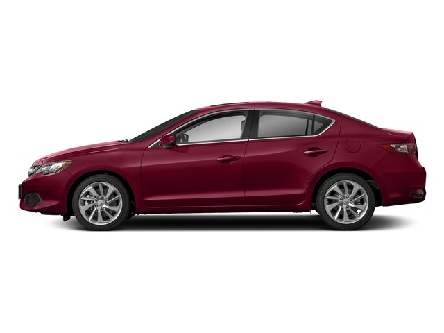 San Marino Red 2018 Acura ILX Pictures ILX Sedan photos side view