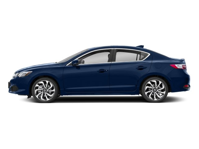 Catalina Blue Pearl 2018 Acura ILX Pictures ILX Special Edition Sedan photos side view