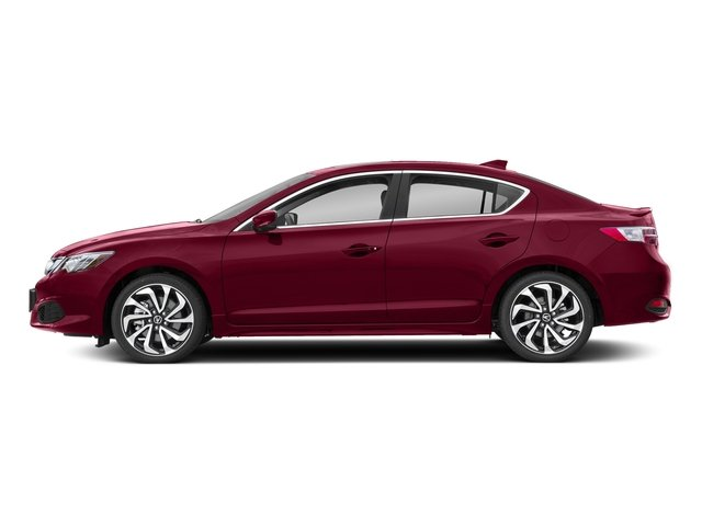 San Marino Red 2018 Acura ILX Pictures ILX Special Edition Sedan photos side view