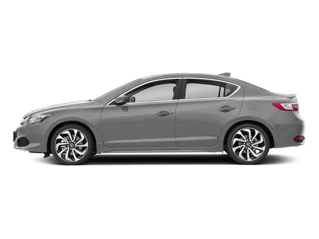 Lunar Silver Metallic 2018 Acura ILX Pictures ILX Special Edition Sedan photos side view