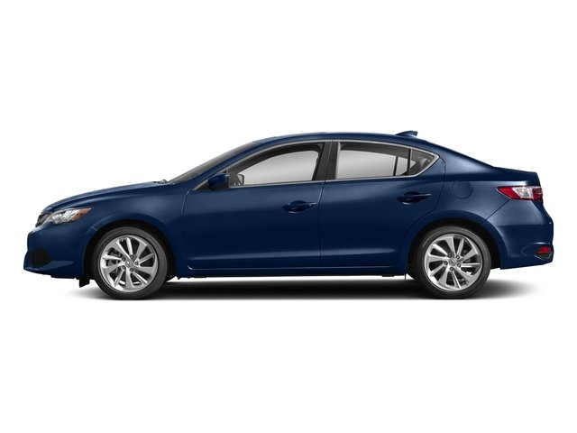Catalina Blue Pearl 2018 Acura ILX Pictures ILX Sedan 4D Technology Plus photos side view
