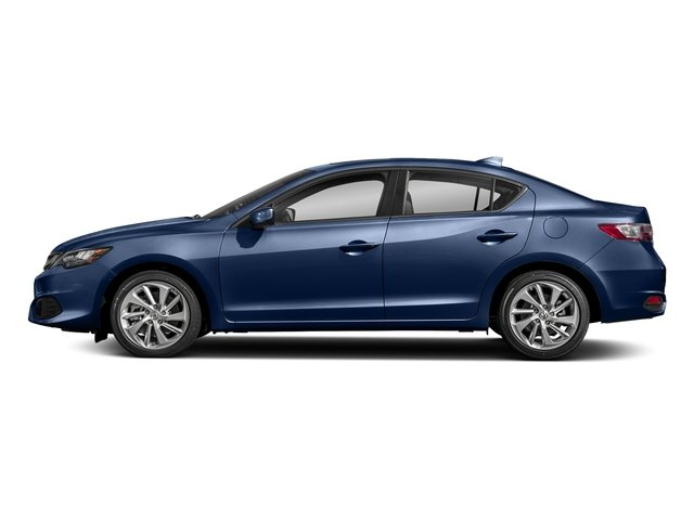 Catalina Blue Pearl 2018 Acura ILX Pictures ILX Sedan w/AcuraWatch Plus photos side view