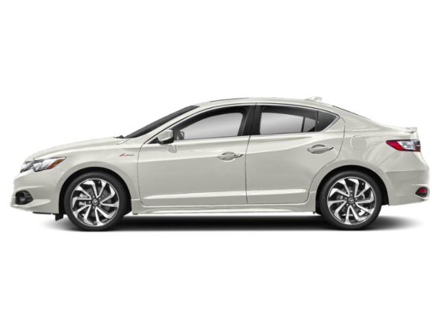 Bellanova White Pearl 2018 Acura ILX Pictures ILX Sedan w/Technology Plus/A-SPEC Pkg photos side view