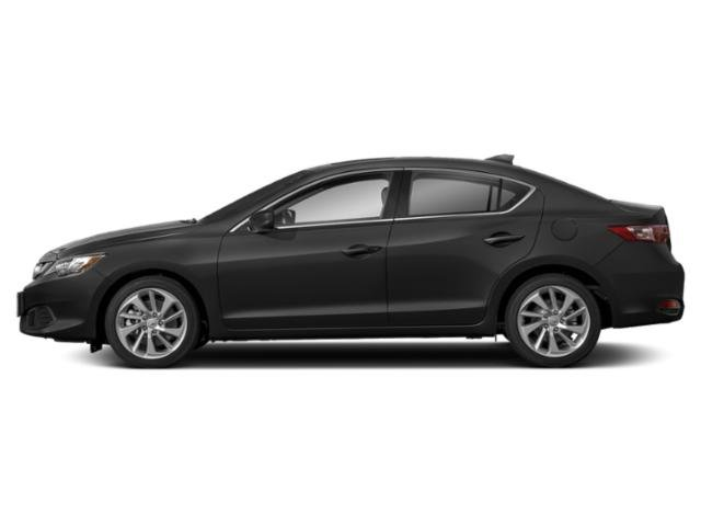 Crystal Black Pearl 2018 Acura ILX Pictures ILX Sedan photos side view