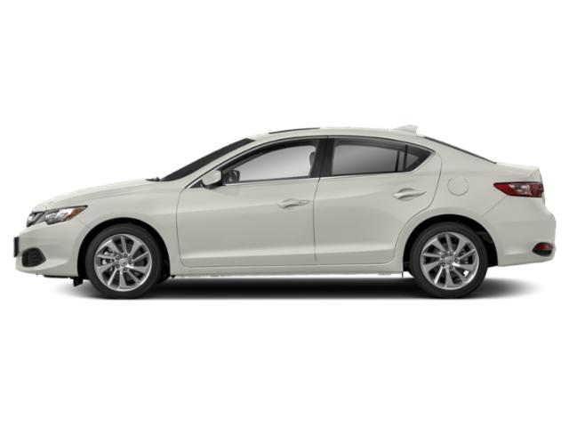 Bellanova White Pearl 2018 Acura ILX Pictures ILX Sedan photos side view