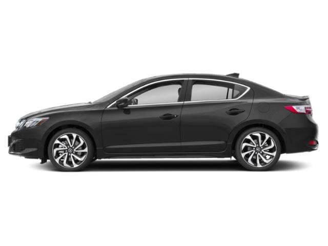 Modern Steel Metallic 2018 Acura ILX Pictures ILX Special Edition Sedan photos side view