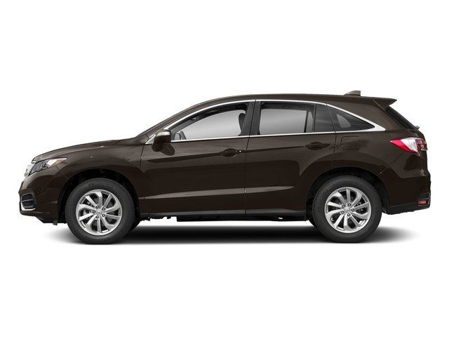Kona Coffee Metallic 2018 Acura RDX Pictures RDX AWD w/Technology/AcuraWatch Plus Pkg photos side view