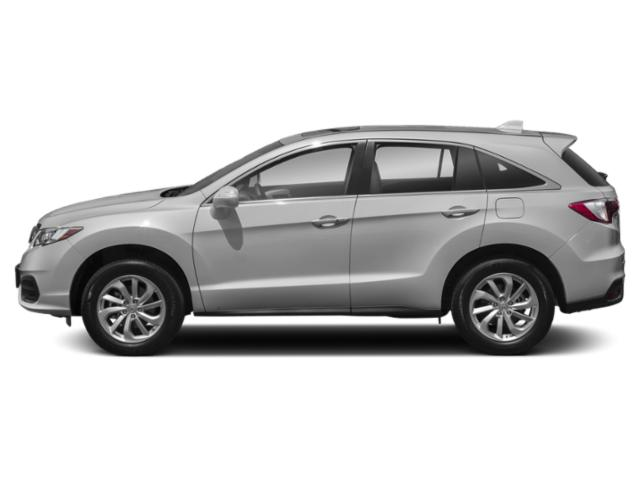 Lunar Silver Metallic 2018 Acura RDX Pictures RDX AWD w/AcuraWatch Plus photos side view