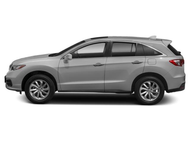 Lunar Silver Metallic 2018 Acura RDX Pictures RDX FWD w/AcuraWatch Plus photos side view